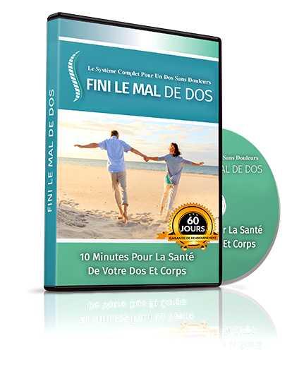 Fini ni Le Mal De Dos est Arnaque ou Fonctionne 【2020... 】